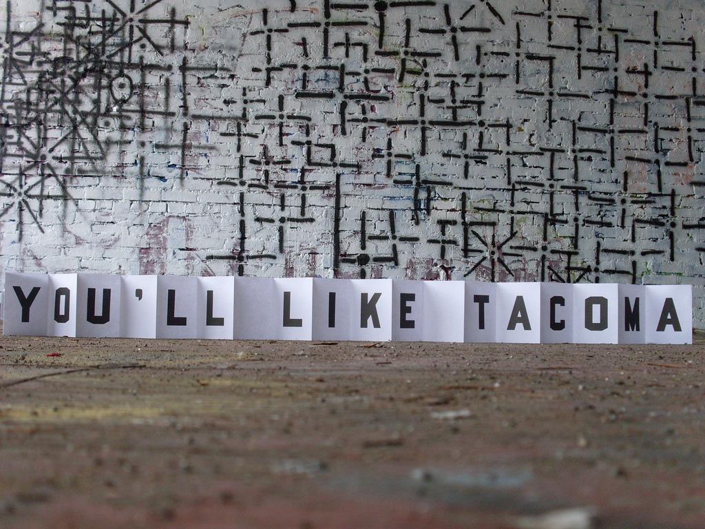 Graffiti wall tacoma - You Ll Like Tacoma S Graffiti Garages Tacoma Murals Project Aerosol Workshop