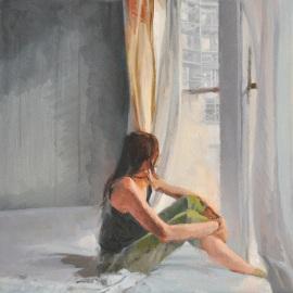 """""""Anteroom"""" by Jennifer Frohwerk."""