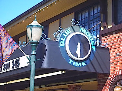 The Blue Mouse is one of the Northwest's oldest theaters. Photo: Candace Brown