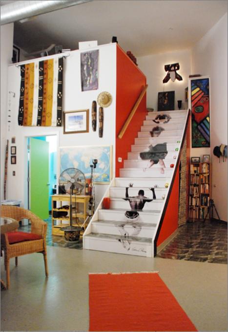 Artist Loft: Artist Live/work Space