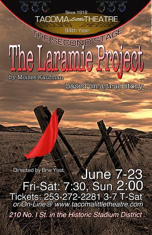 verbatum theatre the laramie project Tectonic theater project announced today a benefit host and additional casting for laramie: a legacy, a reading of the laramie project honoring the life and legacy of matthew shepard for the 20th.