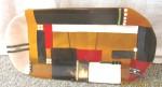 Panel tray