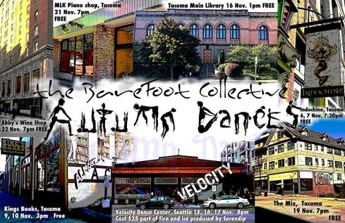 tBFC Autumn dances
