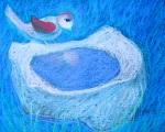 Rock_Bowl_With_Bird