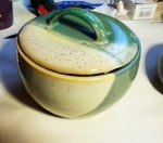 TST lidded pot