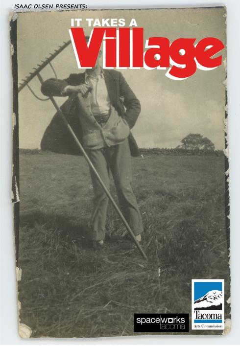 Village Online poster 2
