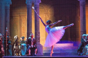Tacoma City Ballet's production of Cinderella.