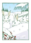 Snowshoe Hare layout